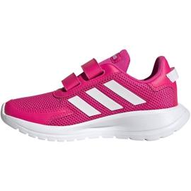 Buty dla dzieci adidas Tensaur Run C różowe EG4145 2
