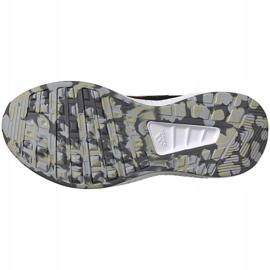 Buty dla dzieci adidas Runfalcon 2.0 K czarno-pomarańczowe FY9500 czarne 5