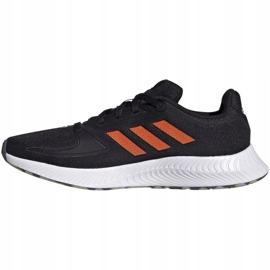Buty adidas Runfalcon 2.0 K FY9500 czarne 2