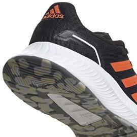 Buty adidas Runfalcon 2.0 K FY9500 czarne 4