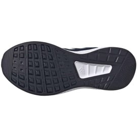 Buty adidas Runfalcon 2.0 K FY9498 czarne granatowe 5