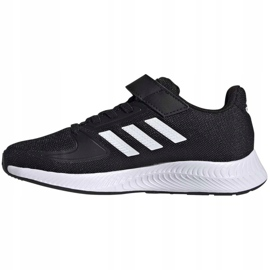 Buty adidas Runfalcon 2.0 Jr FZ0113 czarne 2