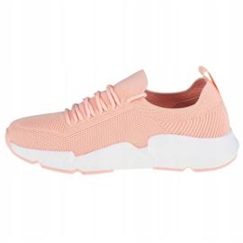 Buty Big Star Shoes W DD274577 różowe 1