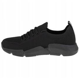 Buty Big Star Shoes W DD274579 czarne 1