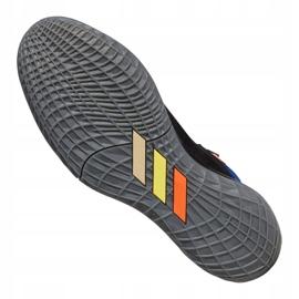 Buty adidas Harden Stepback 2 M FZ1069 czarne wielokolorowe 4