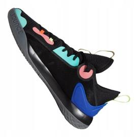 Buty adidas Harden Stepback 2 M FZ1069 czarne wielokolorowe 5