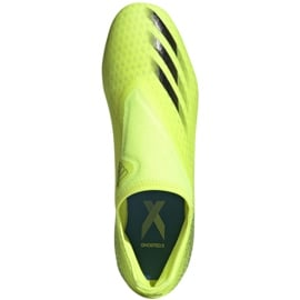 Buty piłkarskie adidas X Ghosted.3 Ll Fg M FW6969 żółte wielokolorowe 5