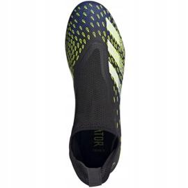 Buty piłkarskie adidas Predator Freak.3 Ll Fg M FY0617 czarne biały, czarny, royal 2