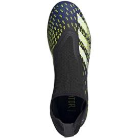 Buty piłkarskie adidas Predator Freak.3 Ll Fg M FY0617 czarne biały, czarny, royal 6