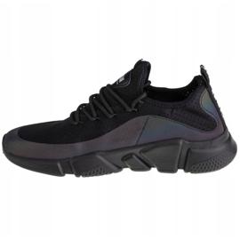 Buty Big Star Shoes W FF274A053 białe czarne 1