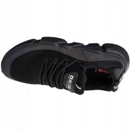 Buty Big Star Shoes W FF274A053 białe czarne 2