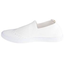 Buty Big Star Shoes W FF274A608 białe 1