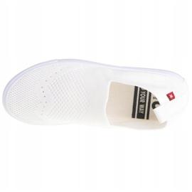 Buty Big Star Shoes W FF274A608 białe 2