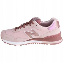 Buty New Balance W WL515CSC różowe 1