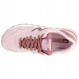 Buty New Balance W WL515CSC różowe 2