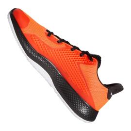 Buty adidas FitBounce Trainer M EE4600 czarne pomarańczowe 1