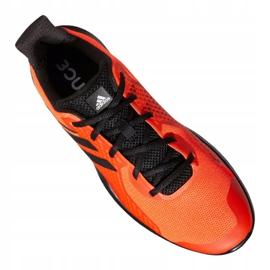 Buty adidas FitBounce Trainer M EE4600 czarne pomarańczowe 3