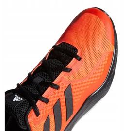 Buty adidas FitBounce Trainer M EE4600 czarne pomarańczowe 4