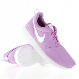 Buty Nike Rosherun W 599729-503 fioletowe 1