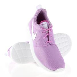 Buty Nike Rosherun W 599729-503 fioletowe 2