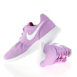 Buty Nike Rosherun W 599729-503 fioletowe 4
