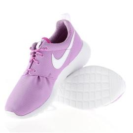 Buty Nike Rosherun W 599729-503 fioletowe 5