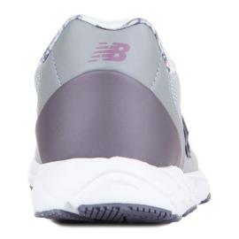 Buty New Balance W WRT96PCB białe szare wielokolorowe 7