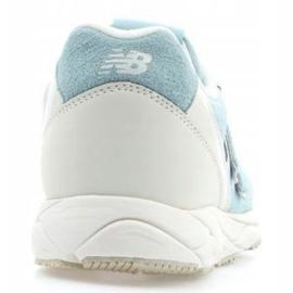 Buty New Balance W WRT96MB białe niebieskie 7
