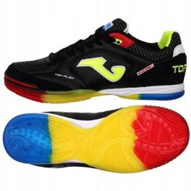 Buty piłkarskie Joma Top Flex M TOPS.2101.IN czarne czarne 2