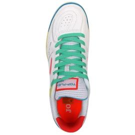 Buty piłkarskie Joma Top Flex M TOPS2132IN wielokolorowe białe 1