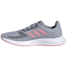 Buty adidas Runfalcon 2.0 K FY9497 czarne 1