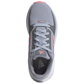 Buty adidas Runfalcon 2.0 K FY9497 czarne 2