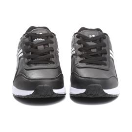 Vices B878-1 Black 36 41 białe czarne 2