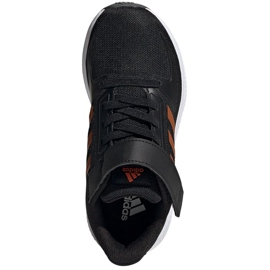 Buty adidas Runfalcon 2.0 Jr FZ0116 czarne 2