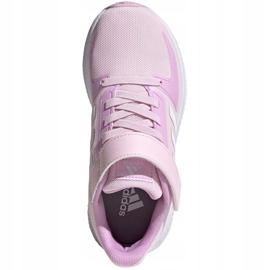Buty adidas Runfalcon 2.0 C Jr FZ0119 czarne różowe 2
