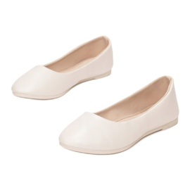 Vices JB017-14 Beige 36 41 beżowy 1