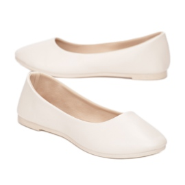 Vices JB017-14 Beige 36 41 beżowy 2