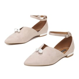 Vices 9240-14 Beige 36/41 beżowy 1