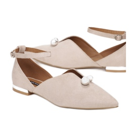 Vices 9240-14 Beige 36/41 beżowy 2