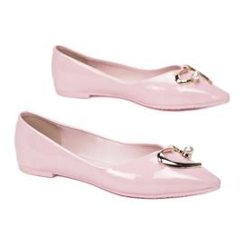 Vices 3176-20 Pink 36 41 różowe 1