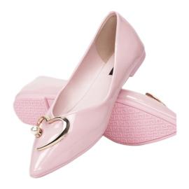 Vices 3176-20 Pink 36 41 różowe 2