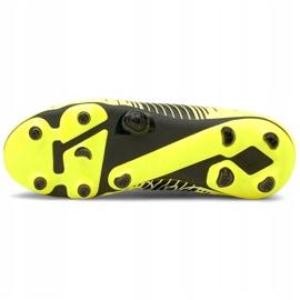 Buty piłkarskie Puma Future Z 4.1 Fg Ag Jr 106400 01 wielokolorowe żółte 5