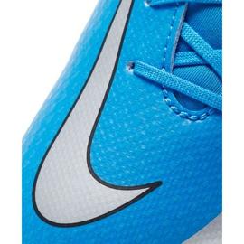 Buty piłkarskie Nike Phantom Gt Club Df FG/MG Jr CW6727-400 wielokolorowe niebieskie 6