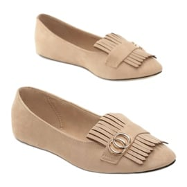 Vices 9002-14 Beige 36 41 beżowy 1
