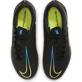 Buty piłkarskie Nike Phantom Gt Academy FG/MG Jr CK8476-090 czarne czarne 1