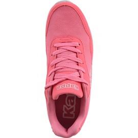Buty treningowe Kappa Follow W 242495 7210 różowe 1
