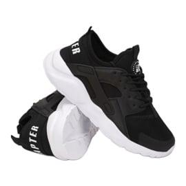 Vices B897-1A-98-black/white czarne 1