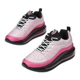 Vices B893-45-pink czarne różowe 2