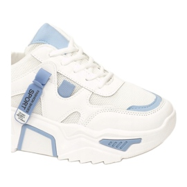 Vices 8552-101-white/blue białe niebieskie 2