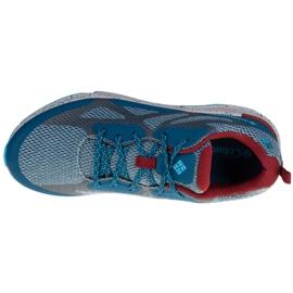 Buty Columbia Vitesse M 1888511099 czerwone niebieskie szare 2